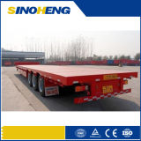 China-hochwertige Flachbettbehälter-halb Schlussteile