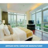 Mobília moderna do couro do quarto do hotel do disconto disponível (SY-BS203)
