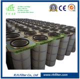 Filtro de aire del cartucho de Ccaf para el colector de polvo