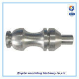 Peça de usinagem CNC de aço inoxidável para peças de equipamentos de máquinas