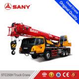 Sany Stc250h 25トン2011年によって使用される可動装置秒針のトラッククレーン
