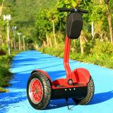 Uno mismo aprobado de China del vehículo eléctrico del CE que balancea la vespa eléctrica