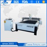 De Vervaardiging van de fabriek 1300*2500m Scherpe Machine van het Plasma van het Metaal