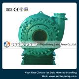 Pompe centrifuge horizontale de gravier de flux élevé