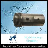 Cabeça de estaca abrasiva do jato de água de Yh Dwj para a máquina de estaca Waterjet