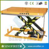 Die hydraulische Qualität Scissor Tisch-Aufzug