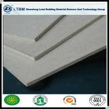 El panel de pared interior del cemento de la tarjeta del cemento de la fibra de Eeinforced