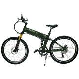 Nuevo estilo 26inch elegante plegable la bici eléctrica 36V 250W (OKM-707)