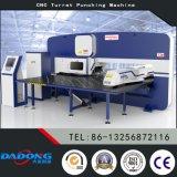 パンチ穴のためのDadong T30 CNCのタレットの穿孔器出版物または打つ機械または切手自動販売機