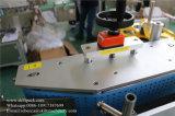 Poder redonda que aspira el aplicador del rotulador de la máquina de etiquetado de la etiqueta engomada de la película de las escrituras de la etiqueta