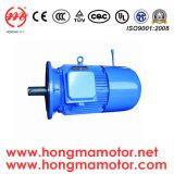 ブレーキモーター、手動ブレーキモーター、DCブレーキ、Yej Hmej-6poles-0.75kw