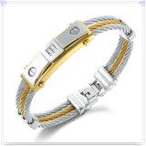 Form-Armband-Form-Schmucksache-Edelstahl-Armband (BR185)