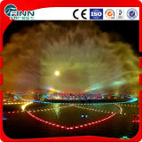 Large 3D Movie Fountain with Laser Water Screen Movie
