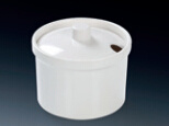 Melamina Stew Pot y Bowl con A5 Material
