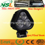 CREE DEL Work Light Lazer Star Discovery Triad Flood Nsl-3003t-30W de la haute énergie 30W DEL Driving Light