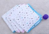 La gasa hermosa del algodón Swaddle las mantas del bebé