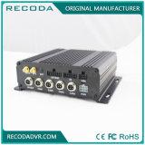 Volles HD 1080P mobiles Auto DVR auf Kanal 4 mit G-Fühler und 4G 3G GPS Schreiber