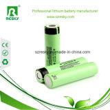 NCR18650Aによって保護されるRechargeable18650リチウム電池のセル3100mAh