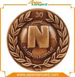 Metallmünze der Abnehmer-Entwurfs-Zink-Legierungs-3D