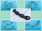 G 80 Iron Steel Metal Black Link Chain