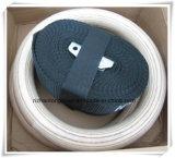 Anelli di legno di ginnastica della cinghia di nylon di Crossfit