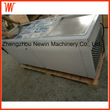 二重正方形ロール鍋が付いているロール様式の揚げ物のアイスクリーム機械