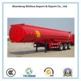 De 40 Cbm de petróleo do combustível de petroleiro do caminhão reboque Semi com os 3 eixos de Fuwa