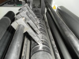 Macchina di plastica di Rewinder della taglierina della pellicola del PVC BOPP di Rtfq-500A
