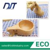 Eco友好的なKuksaフィンランドの伝統のハンドメイドの飲む木製のコップ