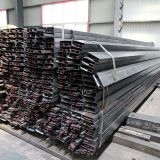 Geschweißte schwarzes Kohlenstoff-Quadrat-hohle Stahlrohre