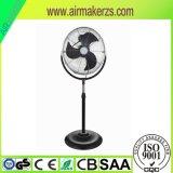 16 de Ventilator van de Tribune van het Metaal van de duim met GS/Ce/RoHS