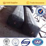 Formulário tubular pneumático usado para a construção e sargetas concretas
