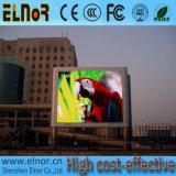 Digitahi esterne Comercial che fa pubblicità P10 al tabellone per le affissioni di alta luminosità LED