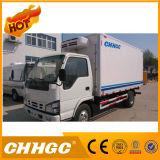 De Gekoelde Vrachtwagen van de stad Distributie