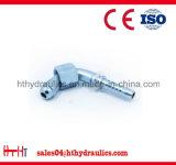 22191 22191-T 22191-W 90 Grad Bsp weibliche Multiseal hydraulische Schlauch-Befestigungen