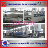 Plastikpolycarbonat-gewölbte Dach-Blatt-Extruder-Verdrängung-Maschine