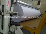 4500 de alta velocidad de corte longitudinal de papel rebobinador máquinas que rajan