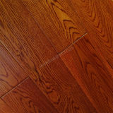 Plancher de bois dur pour parqueter de /Oak de couleur de souillure de chêne blanc