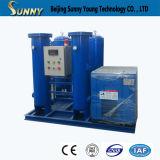 Machine van de Zuurstof van de Zeef van het Zeoliet van de hoge Zuiverheid de Moleculaire voor Medisch en Industrie