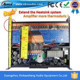 4チャネルのアンプのAoyue Fp10000qのプロ電力増幅器