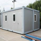 Дом контейнера плоского пакета стальной структуры (KXD-CH42)