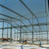 Gruppo di lavoro prefabbricato della struttura d'acciaio nel Botswana