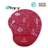 Профессиональное изготовление Китая остальных запястья руки Mousepad геля кремнезема