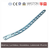 Different Colors를 가진 다채로운 OEM Titanium Locking Plate