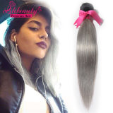 2017 de alta calidad peruana de pelo Ombre cinta de extensión de pelo