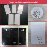 Tagliatrice di titanio del laser della migliore del laser del sistema di vetro del blocco per grafici del metallo macchina del hardware