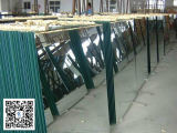 Зеркало зеленого цвета назад покрашенное алюминиевое, зеркало алюминия 3mm~6mm