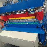 Rodillo curvado azotea que prensa hidráulico que forma la máquina