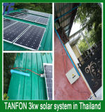 Stützan/aus-Rasterfeld Solar-PV-Elektrizitäts-System, Installationssatz-Solar Energy System des Sonnenkollektor-5kw, SolarStromnetz 10kw installieren für verwendete Hauptlösung 15kw 20kw