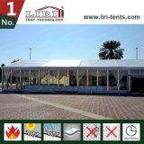 ガラスABS壁が付いている200の人のアルミニウム玄関ひさしのテント